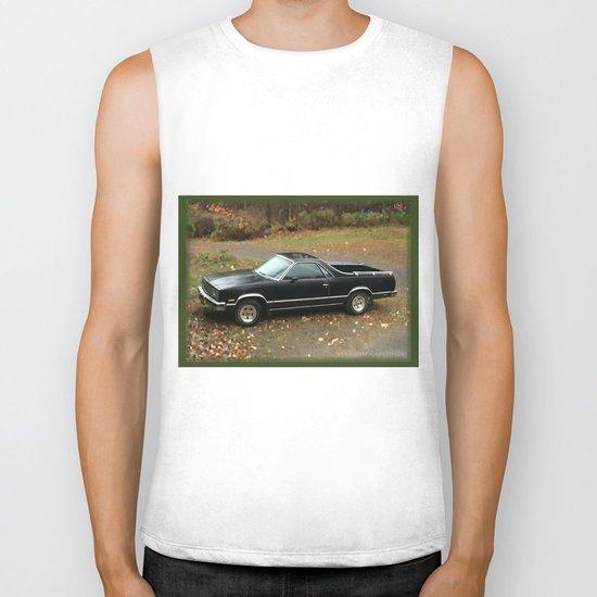 '83 El Camino Love Biker Tank