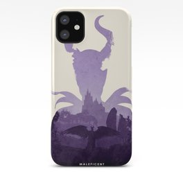 Maleficent (II) iPhone Case