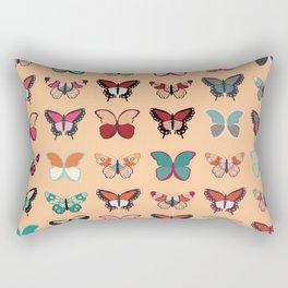 Butterflies collection 02 Rectangular Pillow