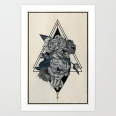 Occult II Art Print