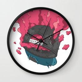 The Snapbacks Wall Clock