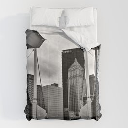 fever dreams in steel city Comforters