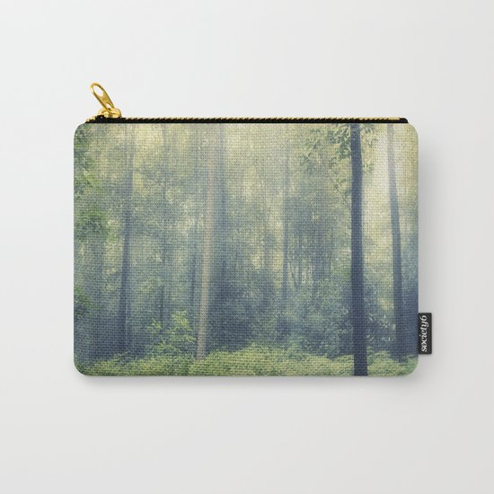 serene woodlands Carry-All Pouch