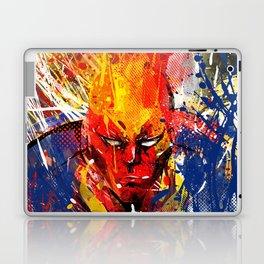 Red T Laptop & iPad Skin