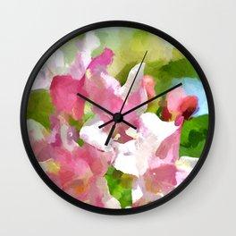 Jessamine Wall Clock