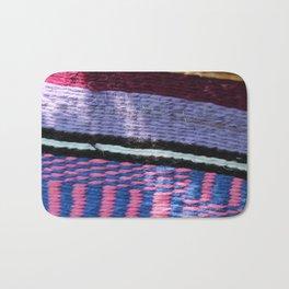 Purple Eater  Bath Mat