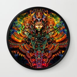 Dattatreya Wall Clock