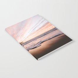MANHATTAN BEACH PIER Notebook