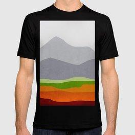 Mountains 10 T-shirt