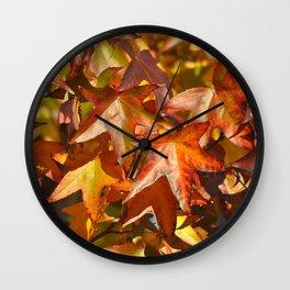 Jubilant Wall Clock