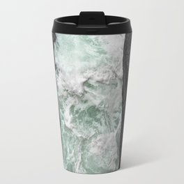 Between the Cliffs, Mendocino Travel Mug