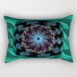 DA FS Tower Of Thoughts In Waves Mandala ONFXW Rectangular Pillow