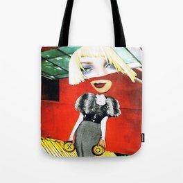XO - collage Tote Bag
