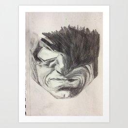 """I Am The Night"" Art Print"