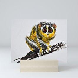 Loris Mini Art Print