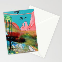 adventure of a lifetime Stationery Cards