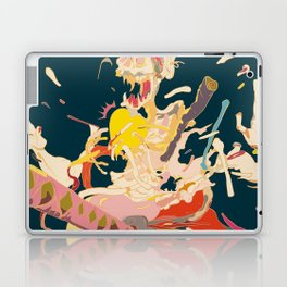 驚者髑髏 - GYOUSYA DOKURO Laptop & iPad Skin