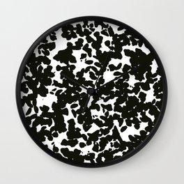 White Black Wall Clock