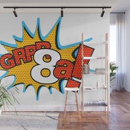 Great  Greta! Wall Mural