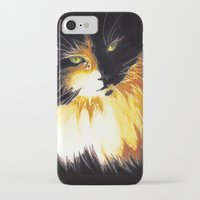 shadow iPhone & iPod Cases featuring Shadow by DTice