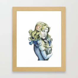Protect All Things Free & Wild Framed Art Print