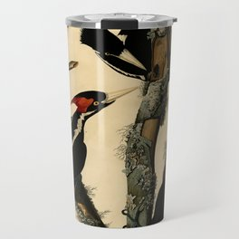 Ivory-billed Woodpecker (Campephilus principalis) Travel Mug