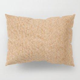 Oak Wood Pillow Sham