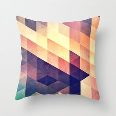 t^ Throw Pillow