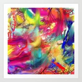 Abstract1 Art Print