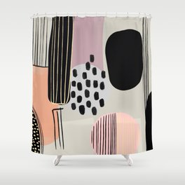 Uni Shower Curtain
