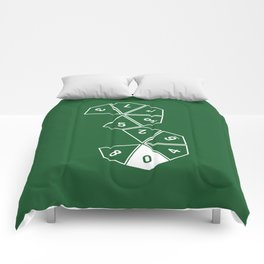 Unrolled D10 Comforters