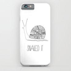 snailed it Slim Case iPhone 6s