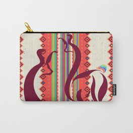 Interstellar Alpacas Carry-All Pouch