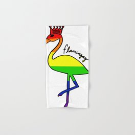 Flamingay Bright Hand & Bath Towel