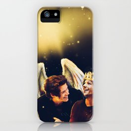 The Angel and The Prince iPhone Case