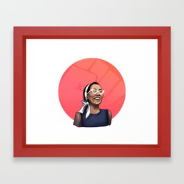Yuri Kochiyama Framed Art Print