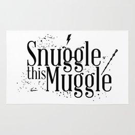 Snuggle this Muggle Rug