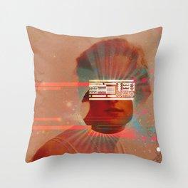 Ionia 117 Throw Pillow