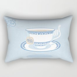 Royal Tea Rectangular Pillow