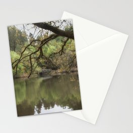 Spring Reflections 2 Stationery Cards