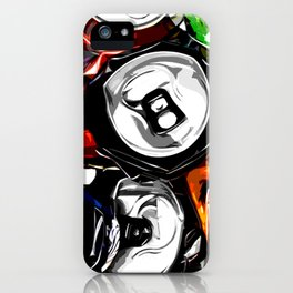 Pop Cans #5 iPhone Case