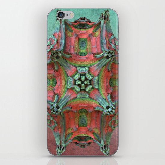 That Odd Flower iPhone & iPod Skin