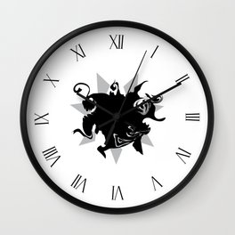 Seabeast Wall Clock