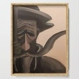 Don Quixote (cover) Serving Tray