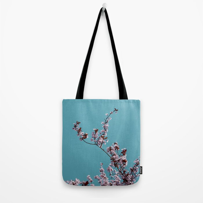 Tree in spring Tote Bag