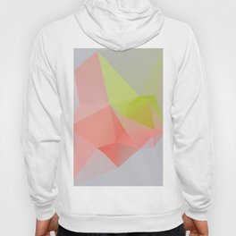 Fresh / Poster, scandinavian, art print, drawings, paintings, illustration, low poly, geometric Hoody