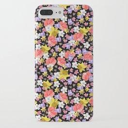 Floral Haze iPhone Case