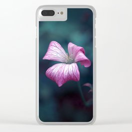 Waiting for the Summer. Clear iPhone Case