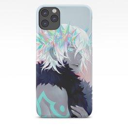 f l u o r i t e iPhone Case