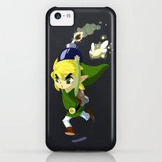 Link Bomb iPhone 5c Slim Case